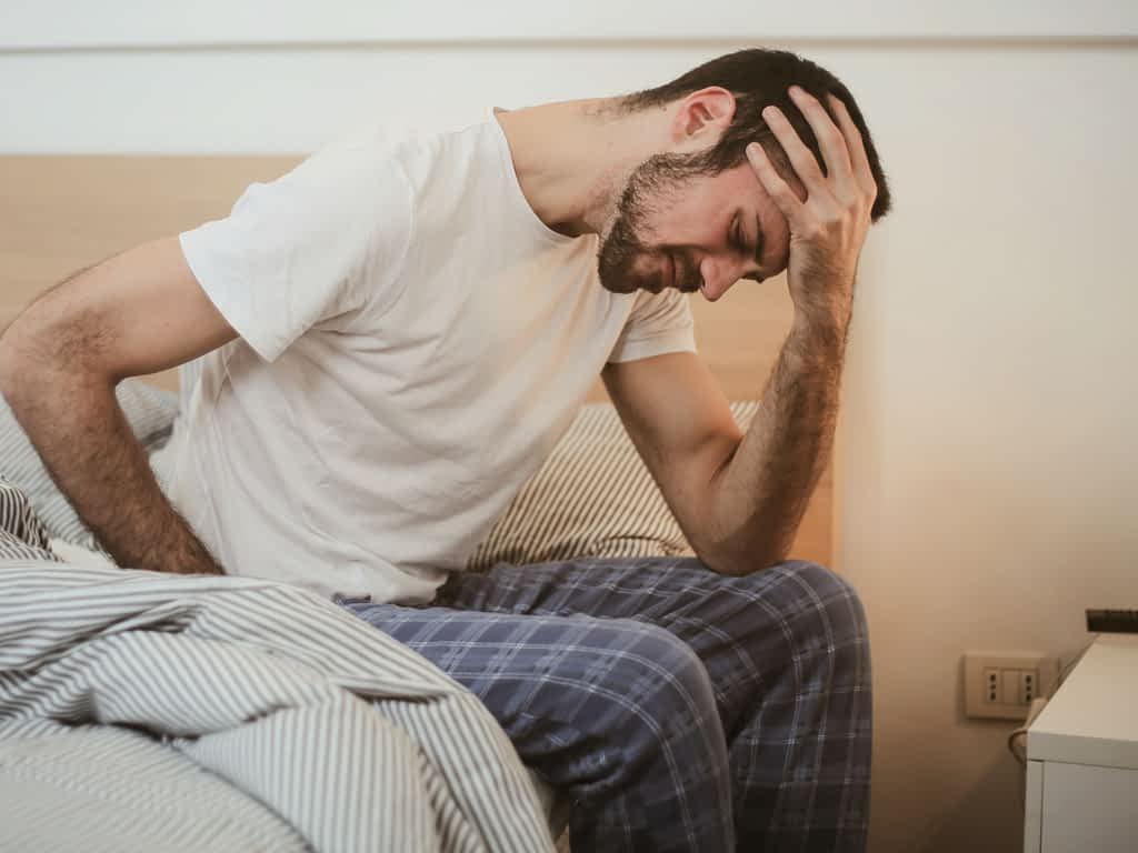 Symptoms of depression, Fatigue
