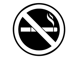 How to stop being lazy, Stop smoking