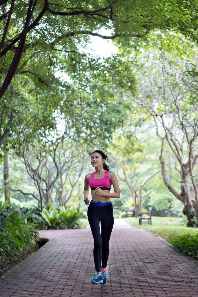 Exercise, fight anxiety
