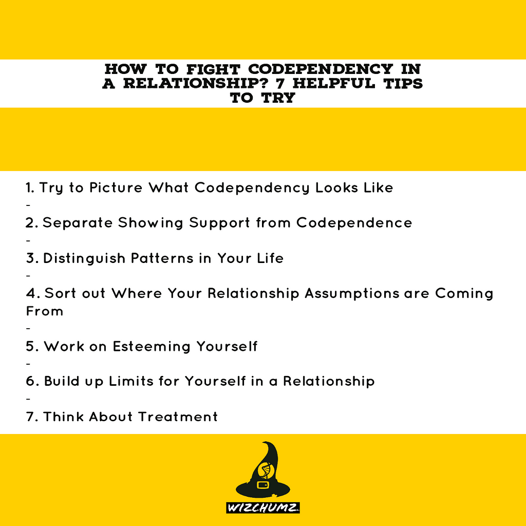 How to fight codependency in a relationship? 7 Helpful tips to try
