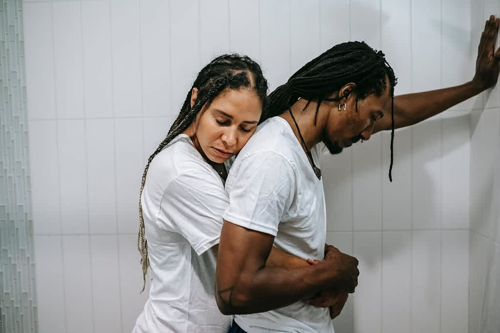 Fight depression in a relationship